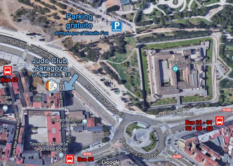 Localizacion JCZ