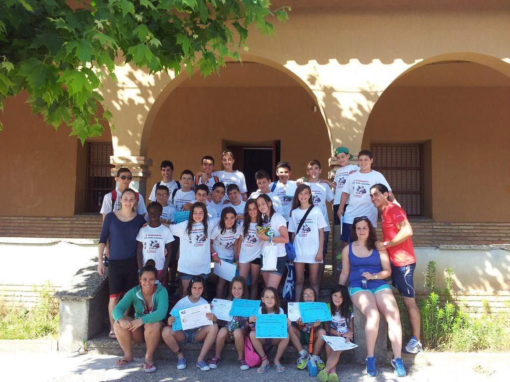 IV Campamento Judo Club Zaragoza