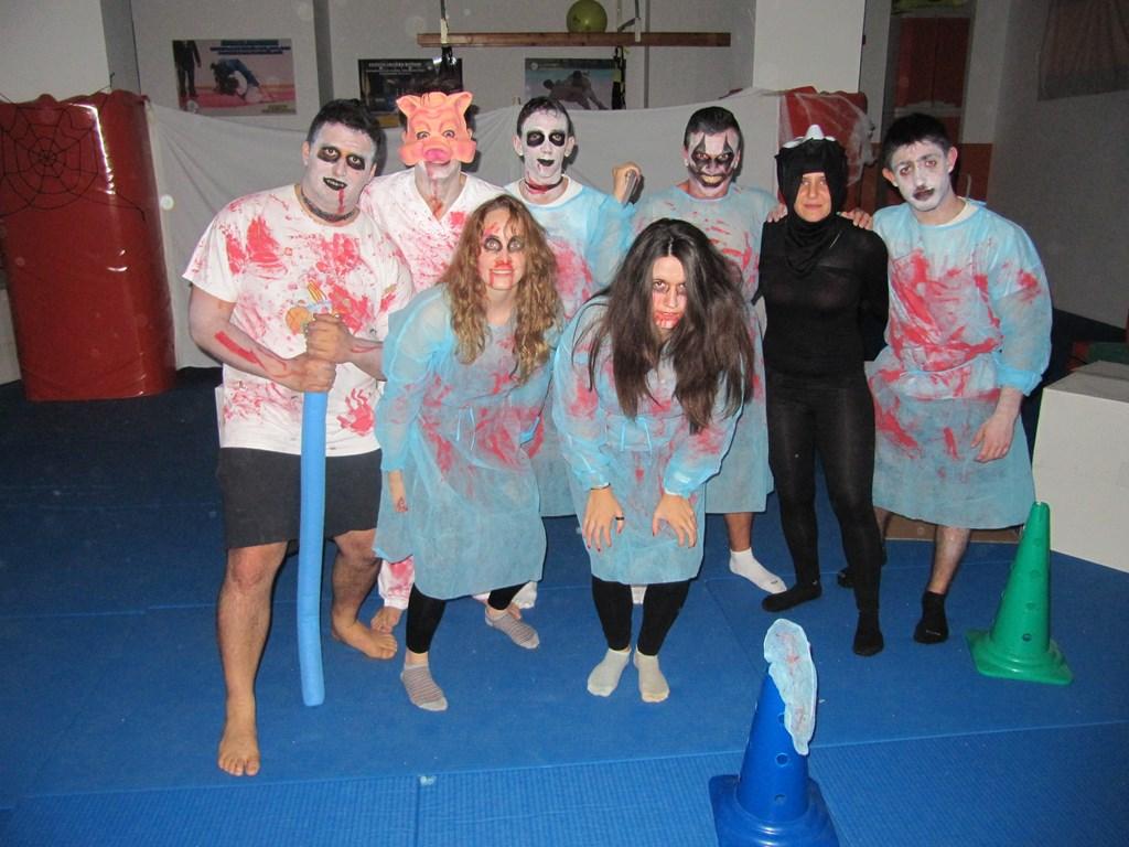 Fiesta Halloween 2014