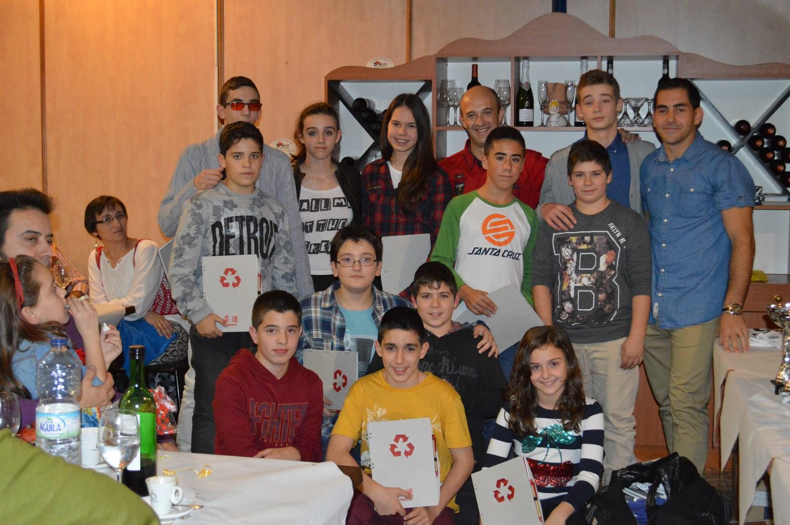 Cena de Navidad JCZ 2014