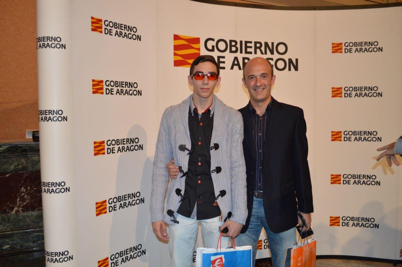 Gala Juegos Escolares de Aragón 18/11/14