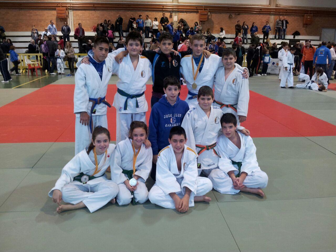 Copas Aragón Infantil-Cadete 29-30/11/14