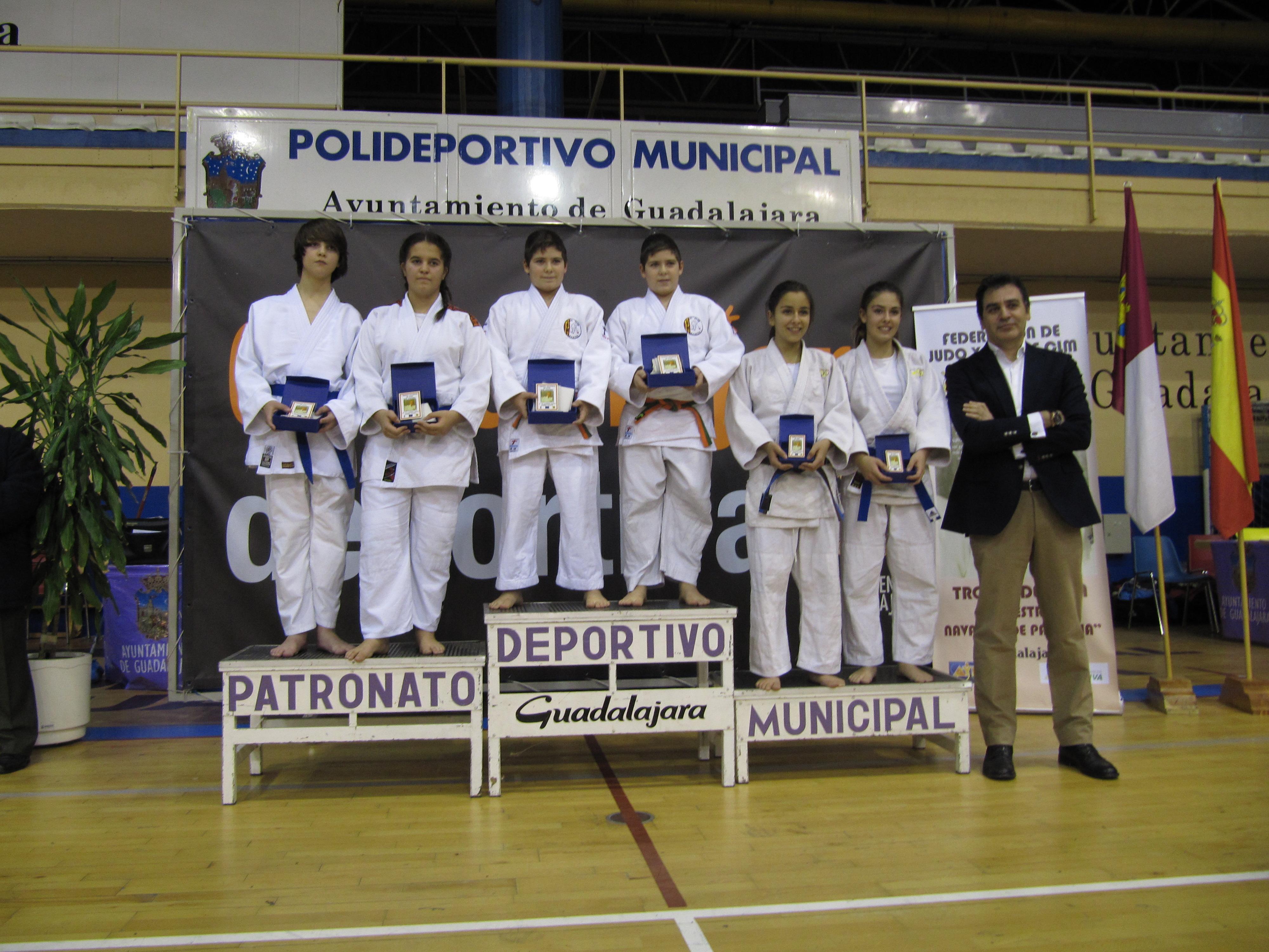 I Trofeo Kata Navarro de Palencia – Hnos. Gayarre campeones