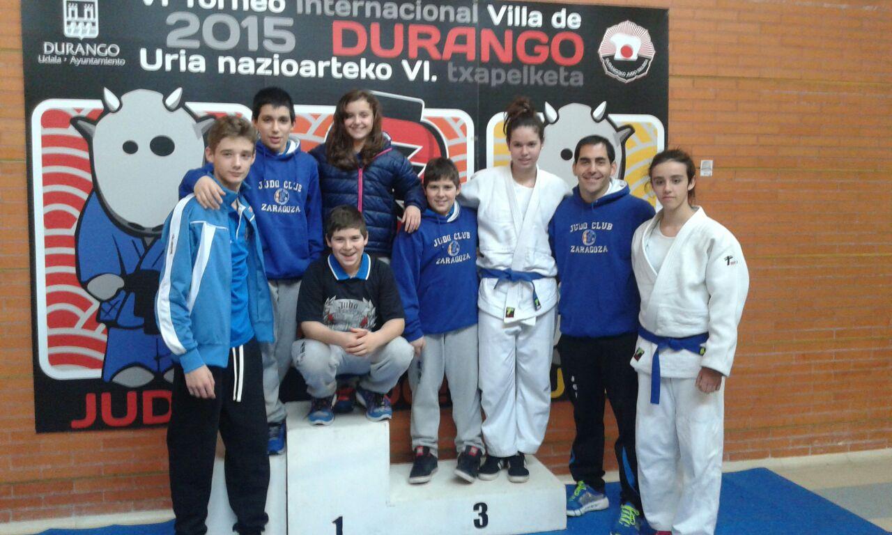 Torneo Villa de Durango 28/02/15