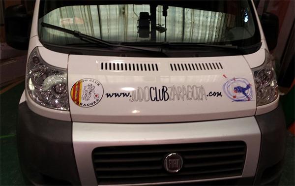 Nuevo vehículo oficial del club