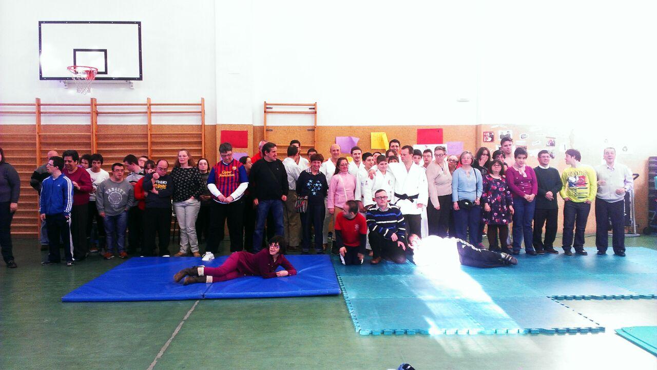 Exhibición JCZ en Atades