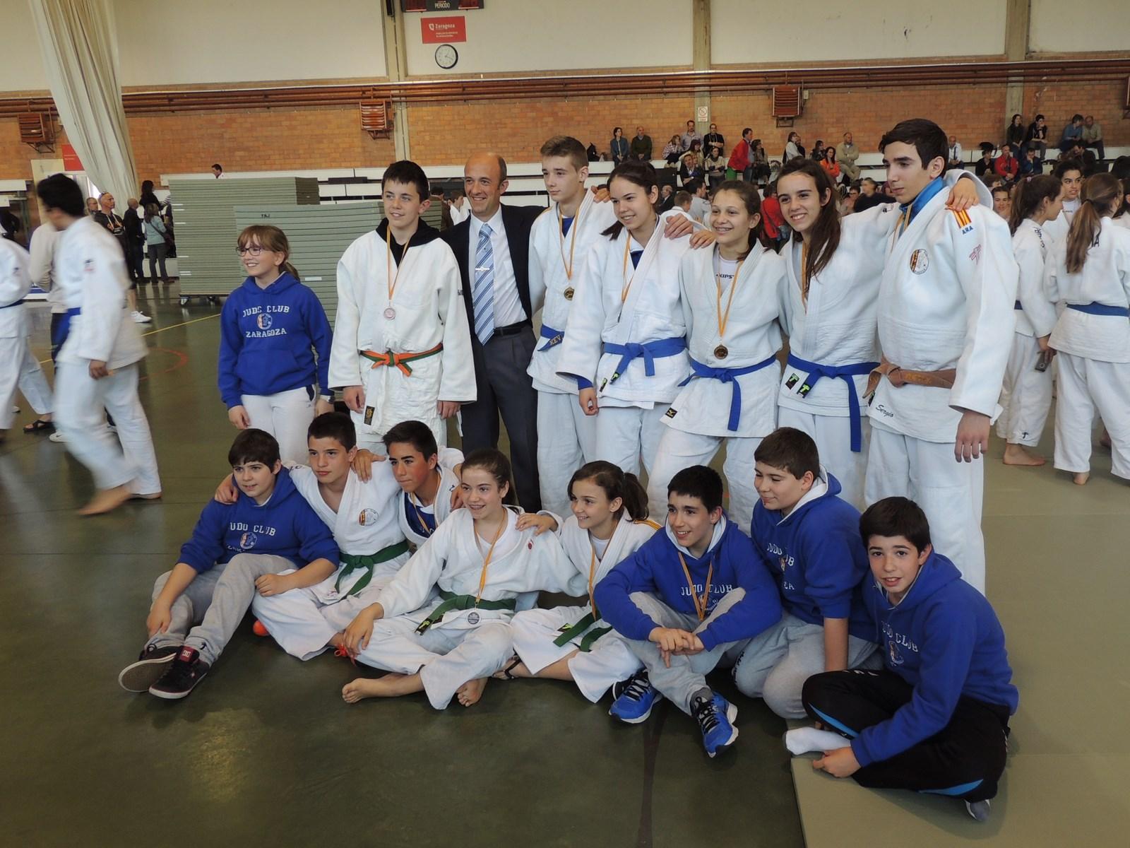 Cto. de Aragón Infantil-Cadete 12/04/15
