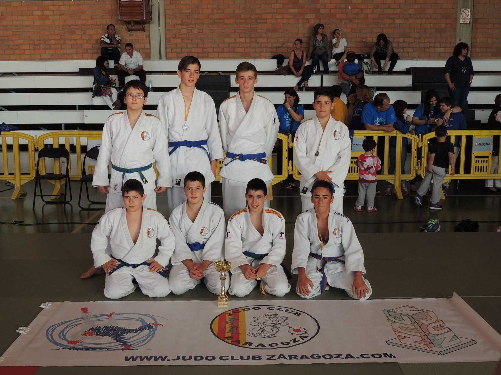 Campeonato de Aragón por equipos Infantil y Cadete 23/05/15