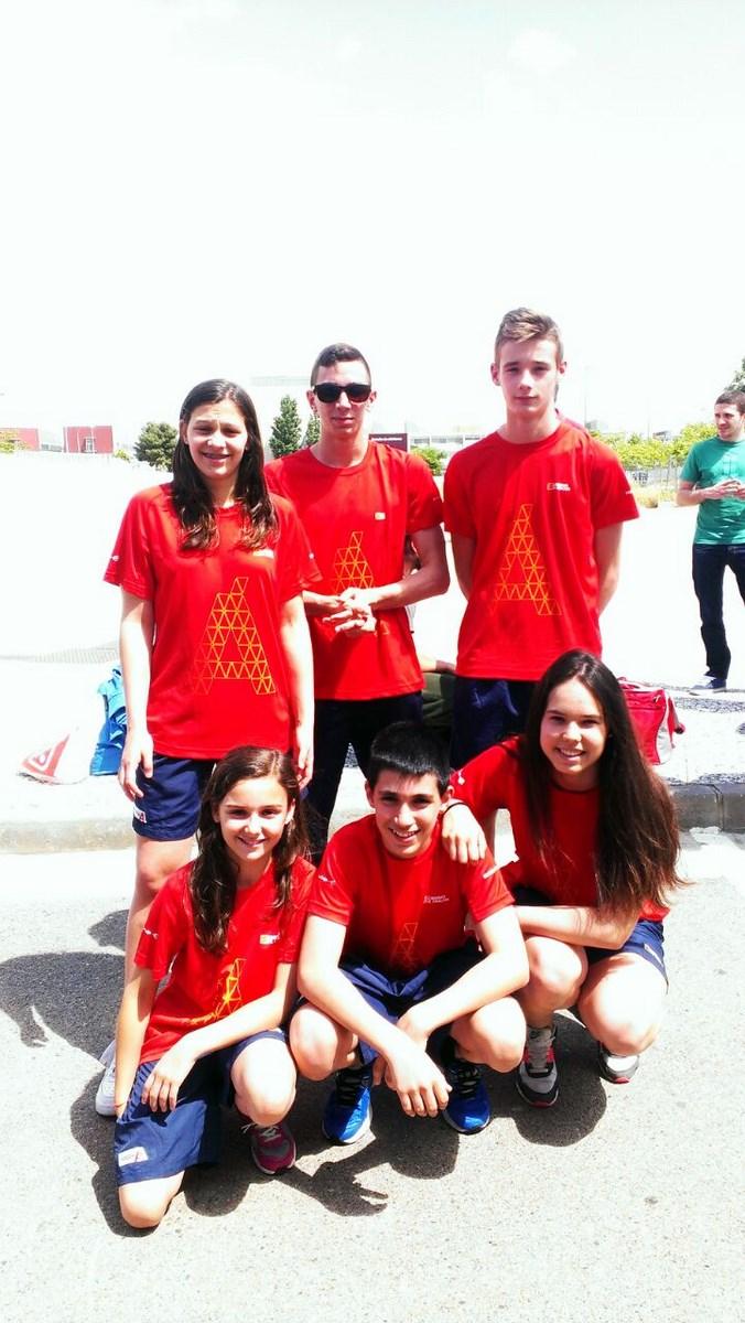 Campeonato de España Infantil y Cadete (Jaca) 9-10 mayo