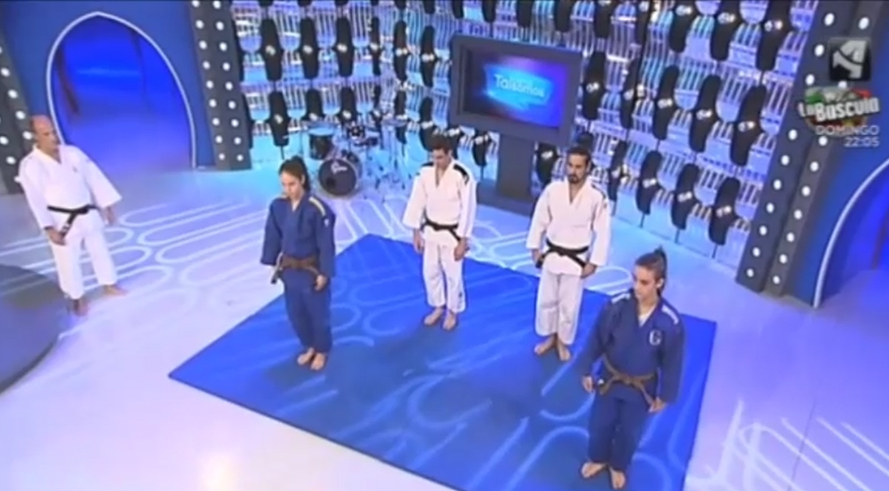 Judo Club Zaragoza en Aragon TV