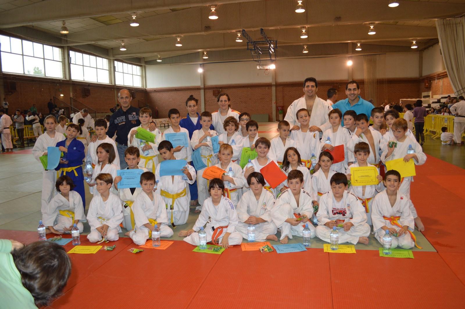 IV Encuentro de Judo Infantil