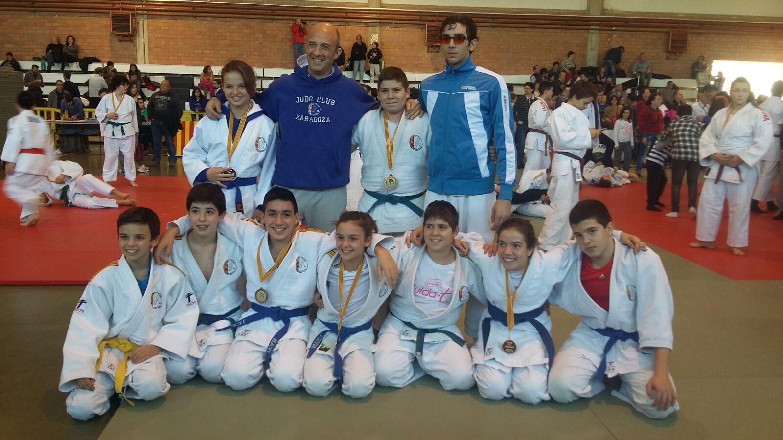 Copa Aragón Infantil-Cadete 29/11/15