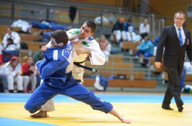 Sergio Ibañez campeón en el Cto. Internacional de Heidelberg (Alemania)