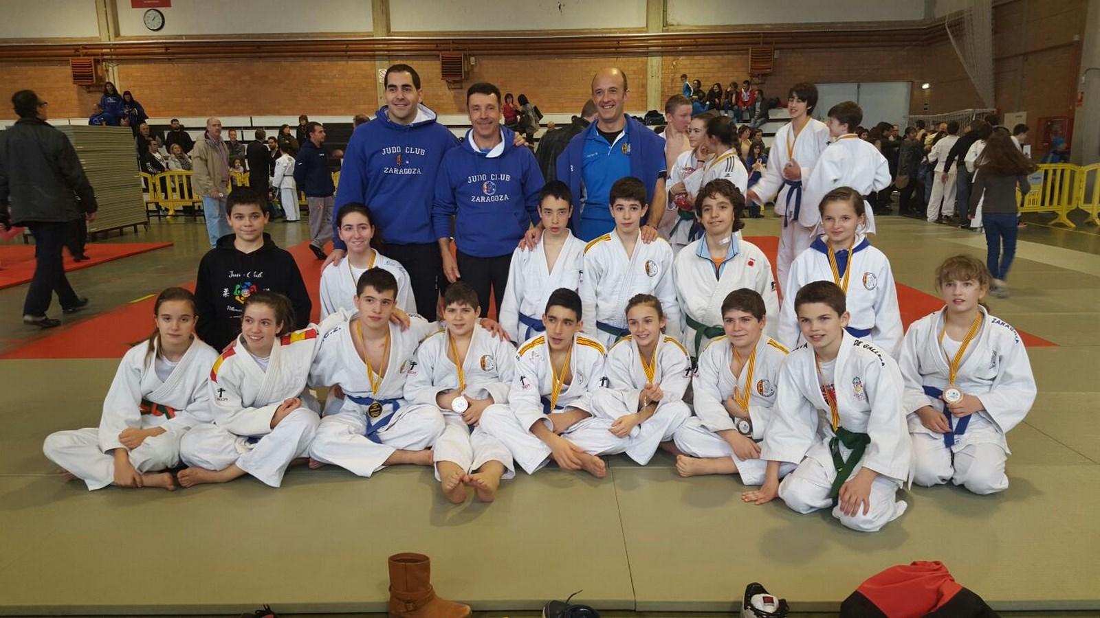 Copas Aragón Infantil-Cadete 13-14 febrero