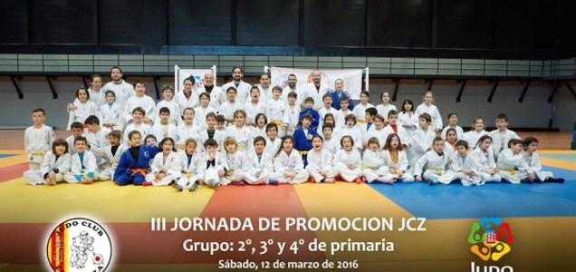 III Jornada de Promoción Villanueva de Gállego 12/03/16
