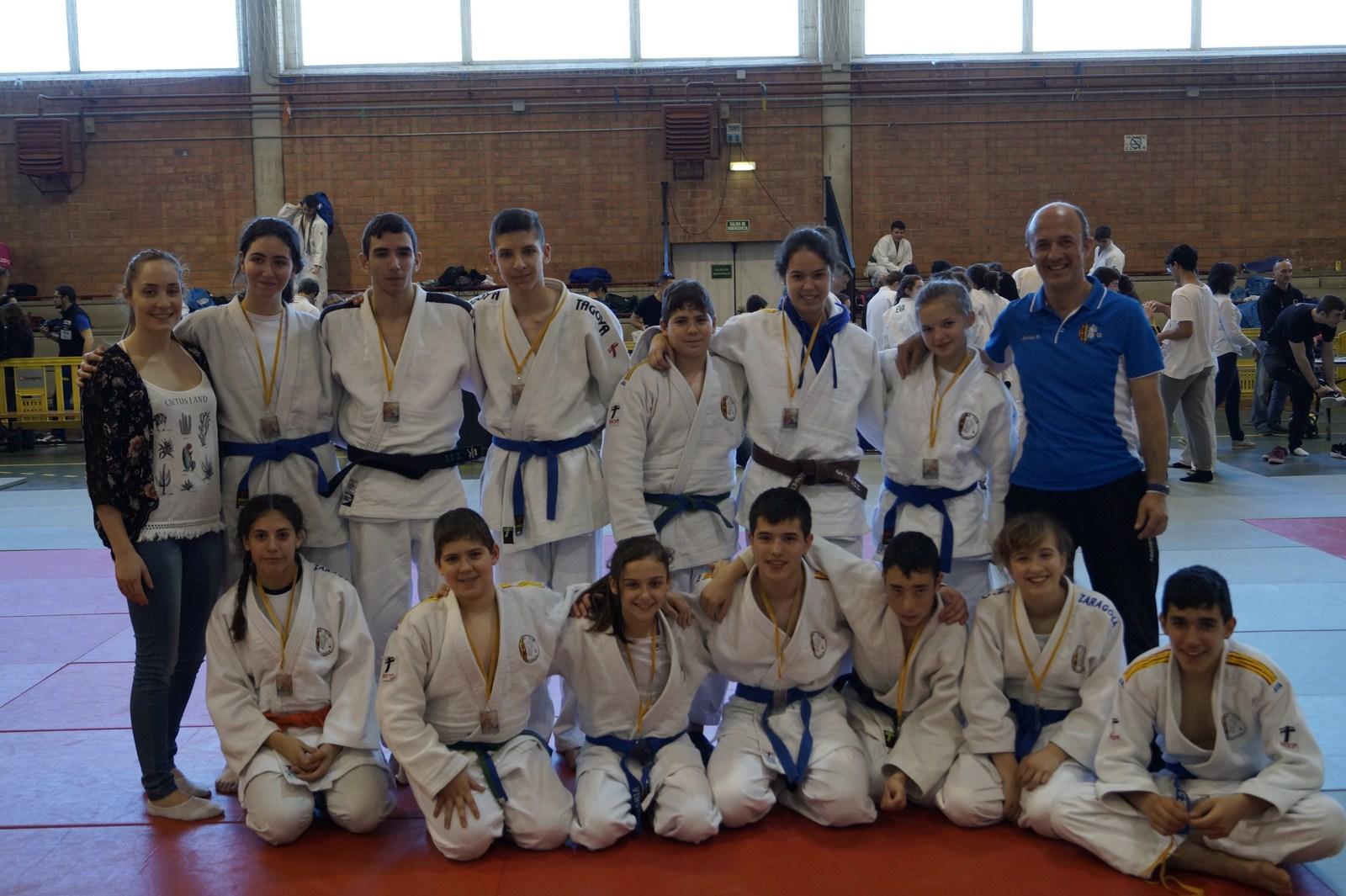 2º Fase Cto. de Aragón Infantil-Cadete 17/04/16