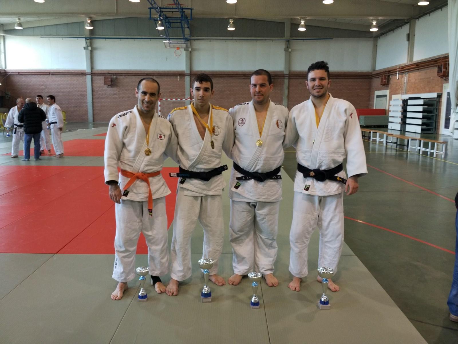 Campeonato de Ne-Waza (suelo) y entrenamiento federativo 03/04/16