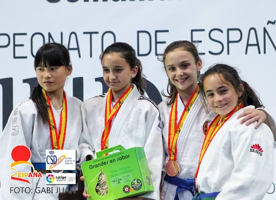 Cto. de España Infantil-Cadete (Madrid) 08-05-16