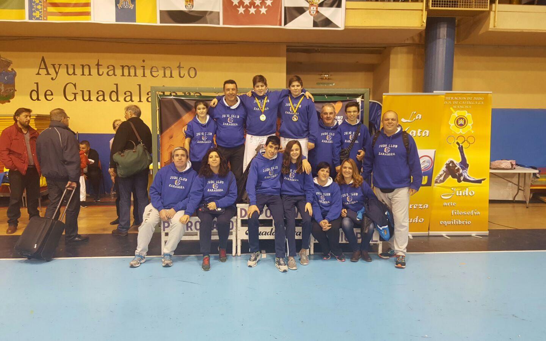 Los Hnos. Gayarre campeones Super Copa Kata 17/12/16
