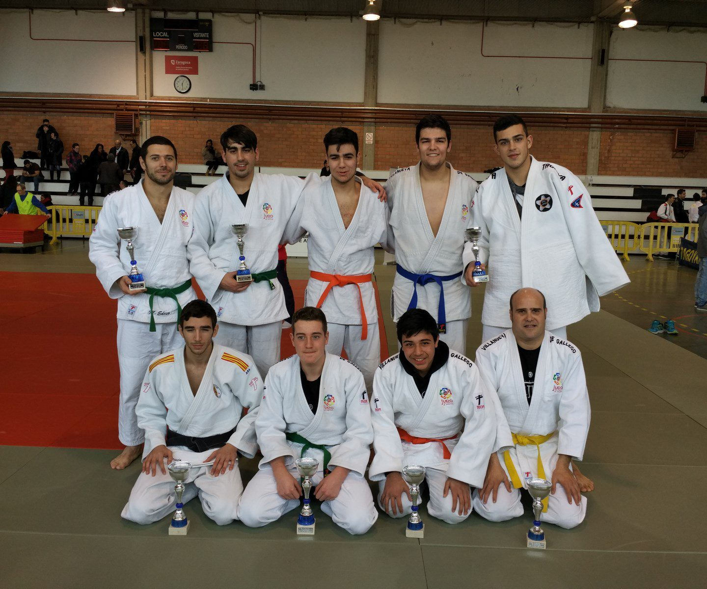 Campeonato de Aragón Junior y Kyus 22/01/17