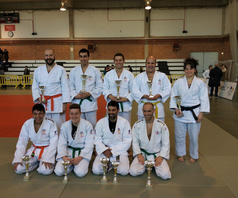 Campeonato de Aragón Senior y Ne-waza 19/02/17