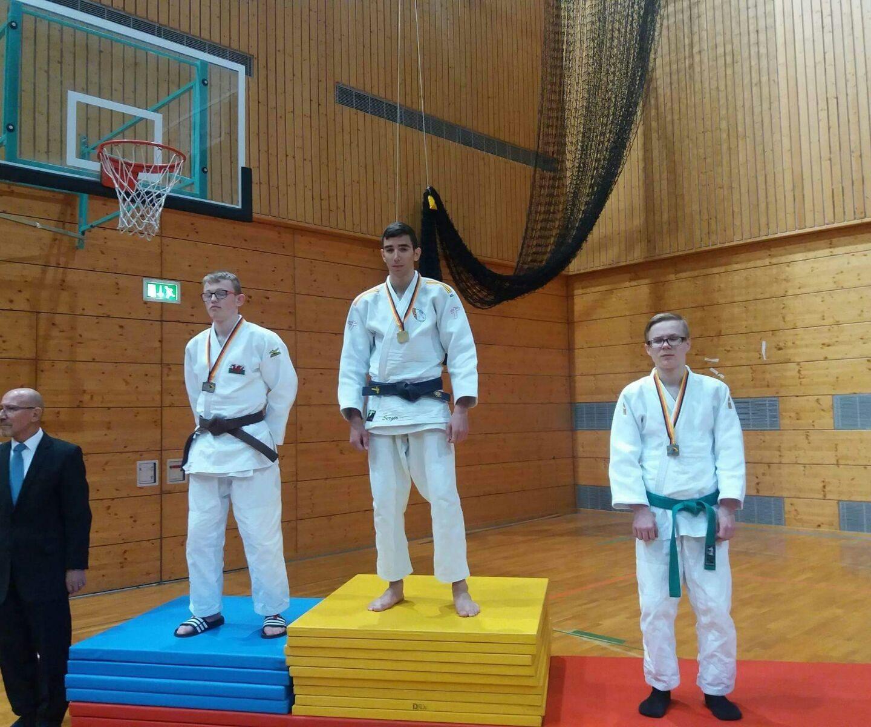 Sergio Ibañez campeón Torneo IBSA Heidelberg (Alemania) 25/02/17