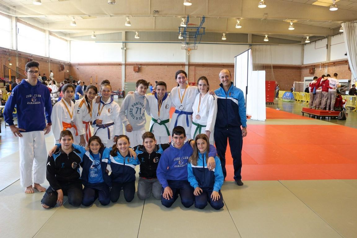 2º fase Cto. de Aragón Infantil 02/04/17