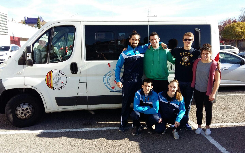 Copa España Senior Valladolid 19/11/17