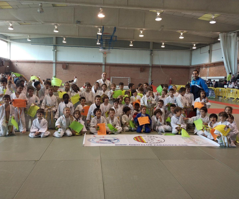 Encuentro de Judo Infantil 05/11/17