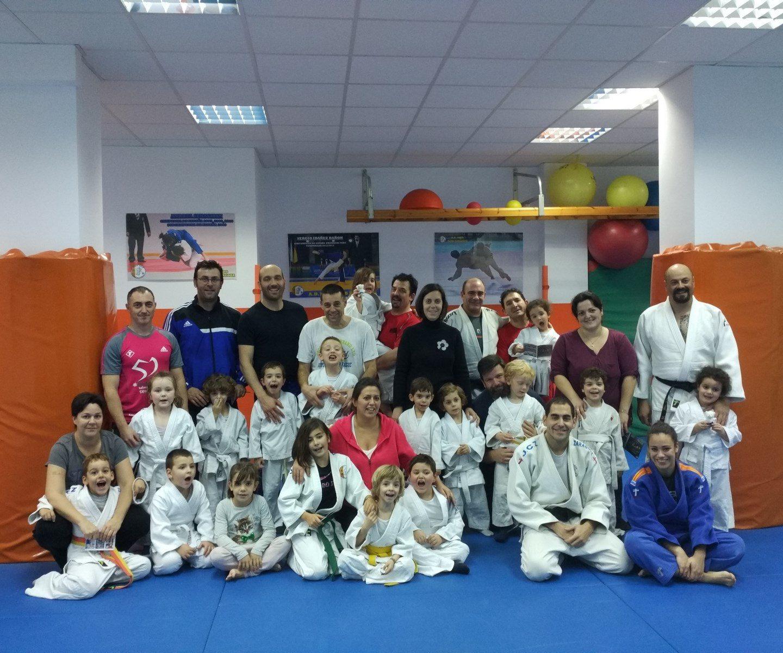 Judo en familia JCZ 18 y 21 de diciembre