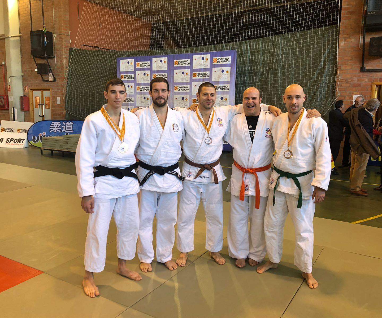 Cto. Aragón Junior y Ne-waza 21/01/18