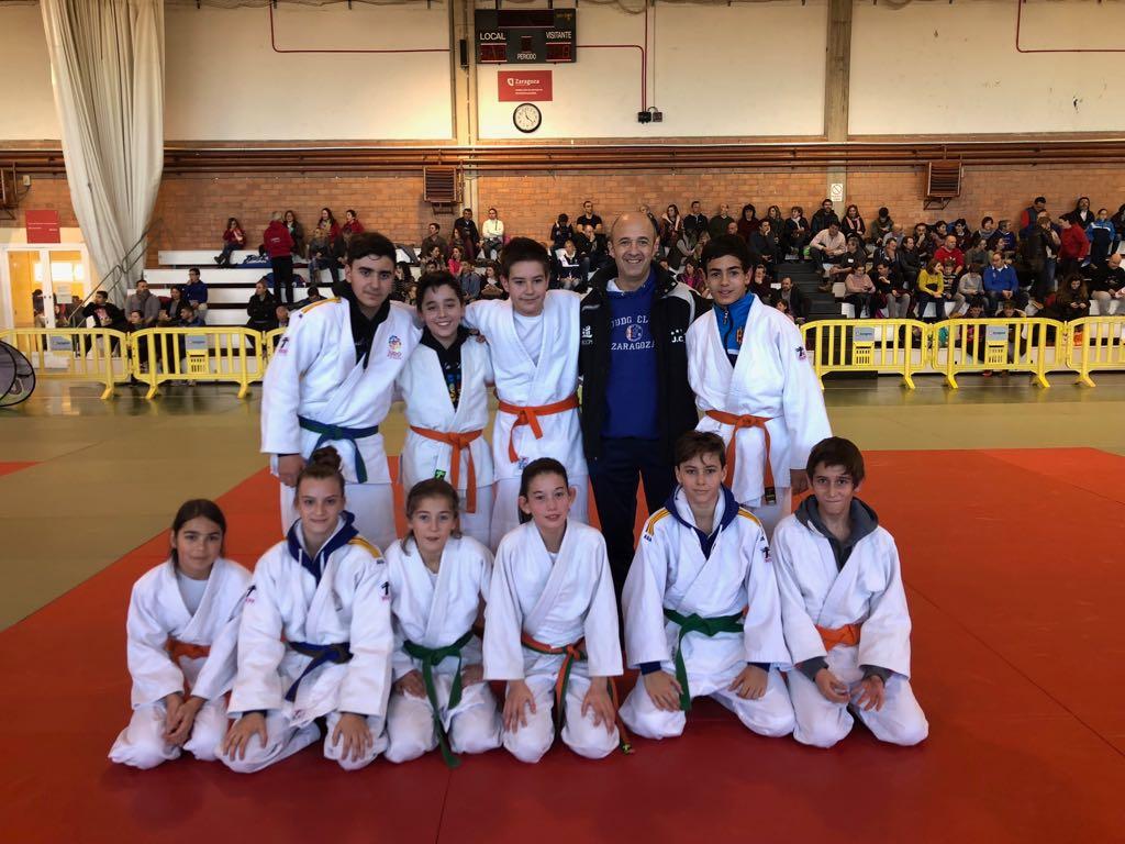 1º fase Cto. Aragón Infantil 18/02/18