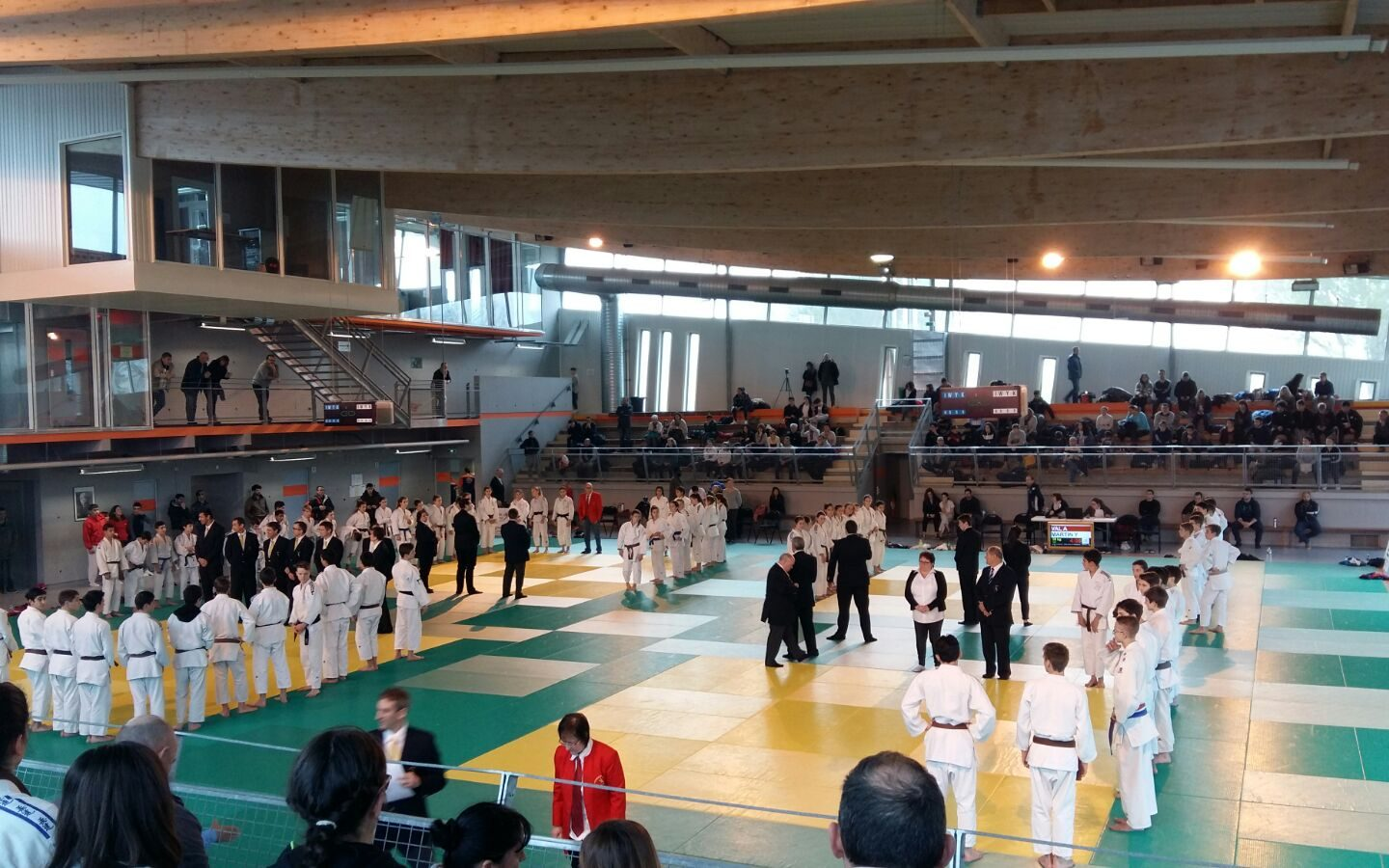 Torneo Cadete Couloumieux-Chamiers (Francia) 28/01/18