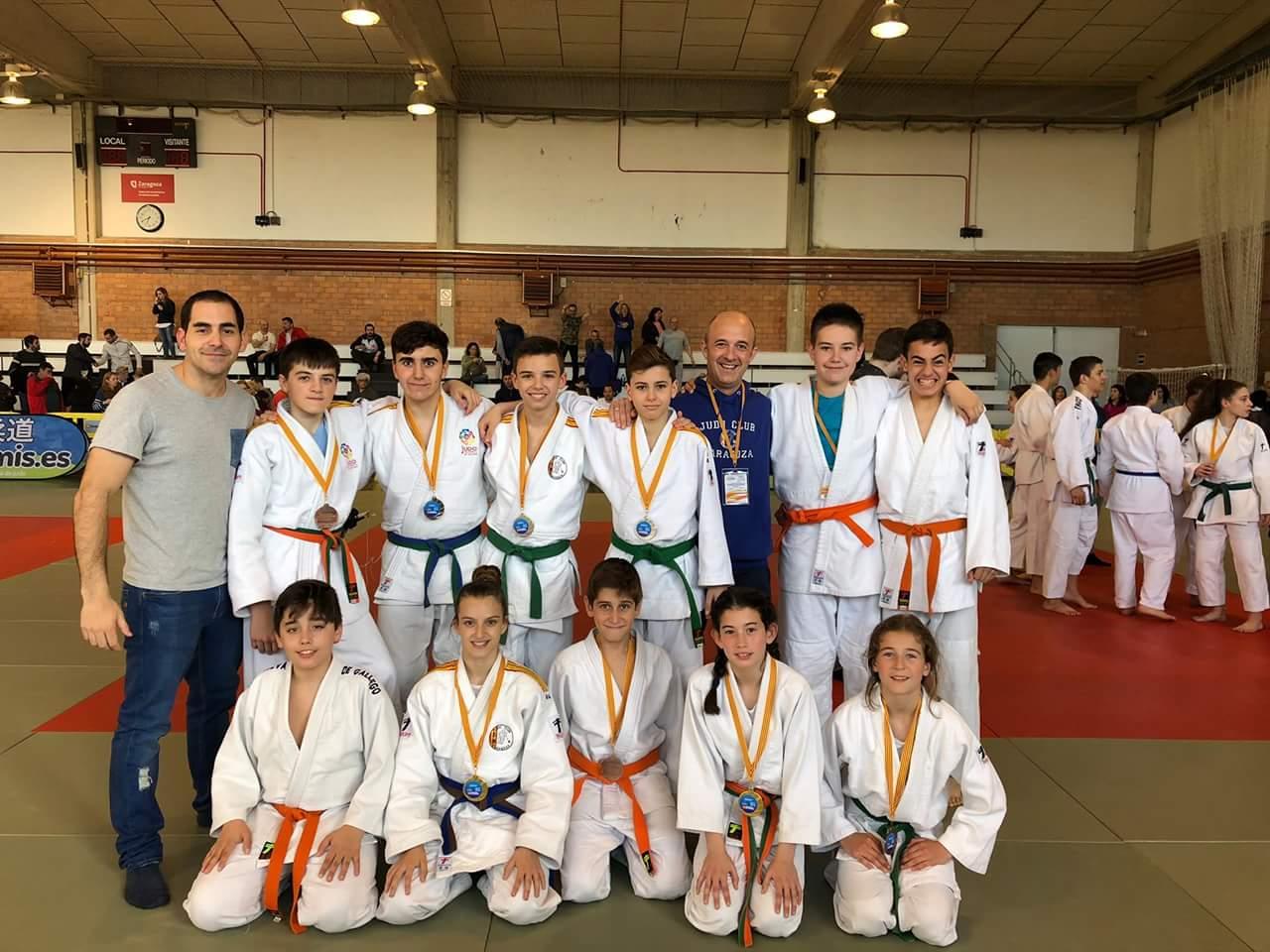 2º fase Cto. Aragón Infantil y Cadete 14-15 de abril