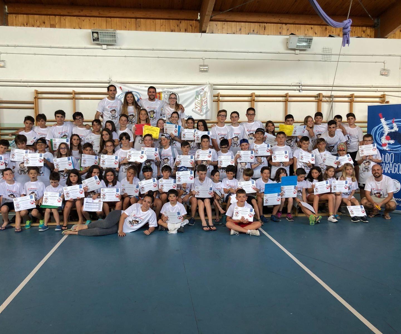 VIII Campamento JCZ (Graus) 25/06 al 01/07