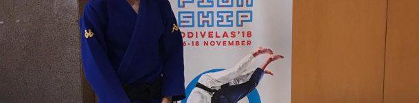 Sergio Ibañez en el mundial IBSA (Portugal) 16/11/18 -retransmisión online y sorteo