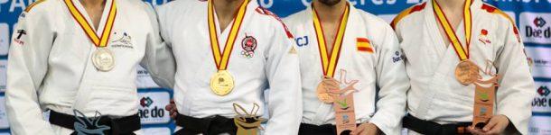 Sergio Ibañez subcampeón de España absoluto (Cáceres 22/12/18)