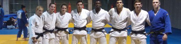 Sergio Ibañez en la concentración de equipos nacionales (Madrid) 14-16 dic