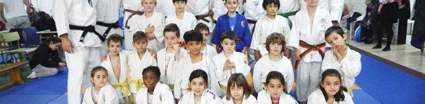 III Torneo Navidad JCZ-Judo Villanueva de Gallego 15/12/18