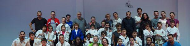 Clase de Judo en Familia JCZ 17/12/18