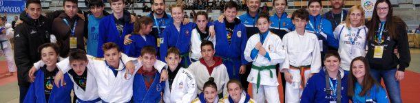 Copas de España Infantil-Cadete (Huesca) 16-17 marzo
