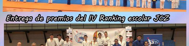 Exhibición fin de curso JCZ + entrega premios Ranking + Jornada de convivencia