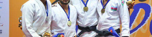 Sergio Ibáñez bronce en el Cto. Europa IBSA (Génova) 26/07/19
