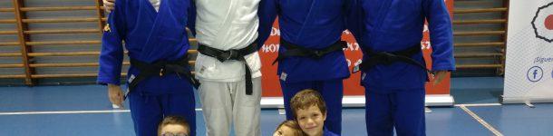 Stage Judo Master (Santander) 27-29 sept.