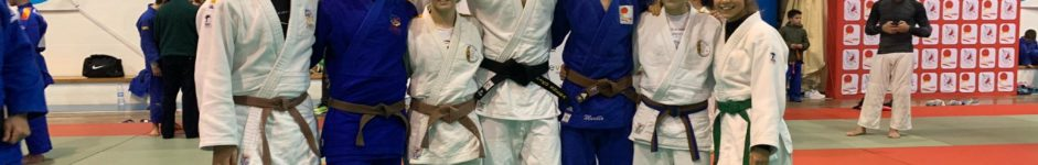 Stage Judo Suances (Cantabria) 20-22 dic