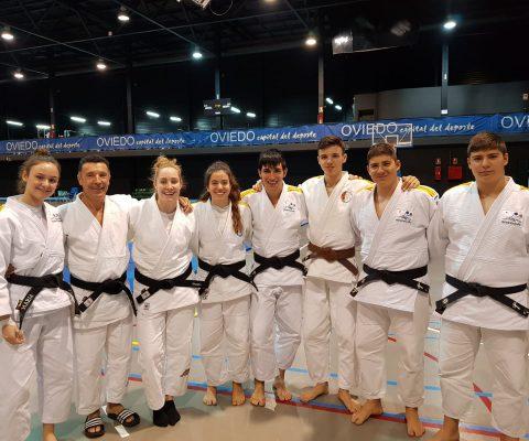 Copa España de Katas Asturias (Oviedo) 16/02/20