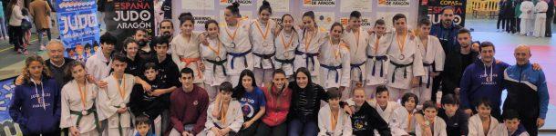1º Fase Cto. Aragón Infantil 16/02/20