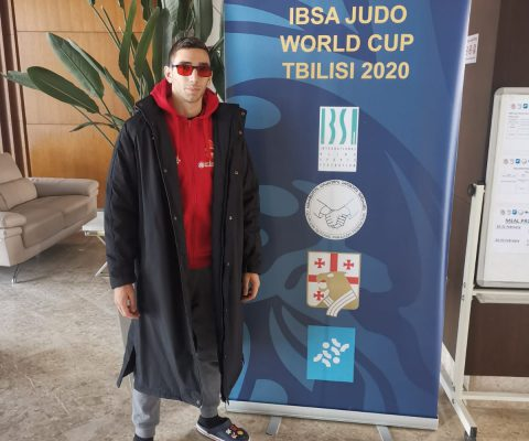 IBSA Judo World Cup Tbilisi (Georgia) 22/02/20